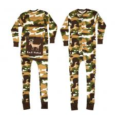 !?Men Flapjack Adult Camo Deer