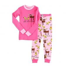 !?Kinderen pyjamaset Duck Duck Moose