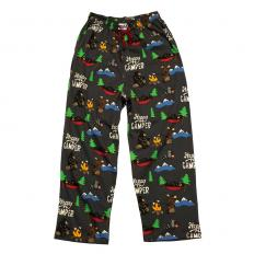 !?Trousers Unisex Happy Camper