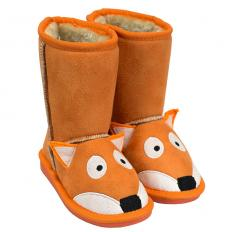 !?Kids Toasty Toez Slippers Kids (pair) Fox