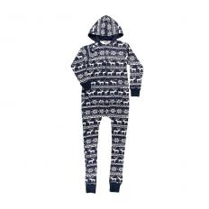 !?Women Hooded Onesies Nordic