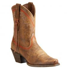 !?Ariat Boots Round up Aztec