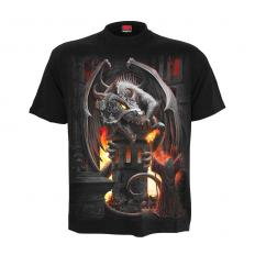 !?Spiral T-Shirt Keeper of the Fortress