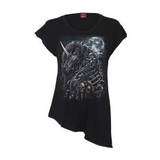 !?Spiral T-shirt Dark Unicorn