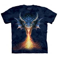 !?The Mountain Kinder T-Shirt Fire Breather