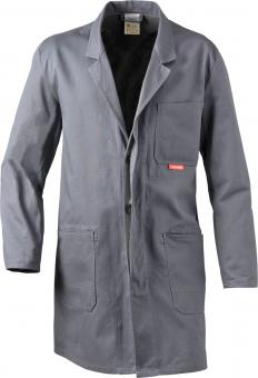 Planam Cotton Work Coat grey | 25