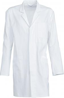 Planam Cotton Work Coat white | 46