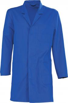 Planam Cotton Work Coat cornflower blue | 64