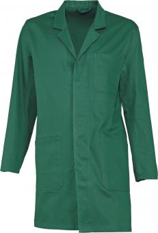 Planam Cotton Work Coat green | 60