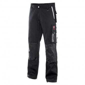 KRÄHE CanvasPro Trousers black | 62