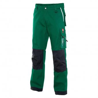 KRÄHE CanvasPro Trousers green | 110