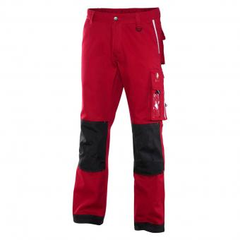 KRÄHE CanvasPro Trousers red | 52