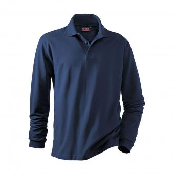Polo Manches Longues Hakro Performance marine | XL