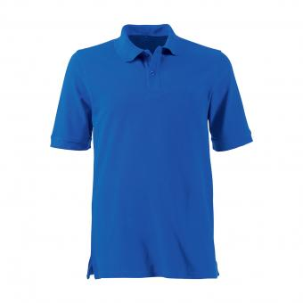 Polo Piqué KRÄHE Basic royal | S