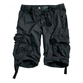 Alpha Industries Jet Bermudas zwart | 33