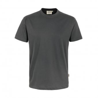 Hakro Top-T T-Shirt dark grey | M