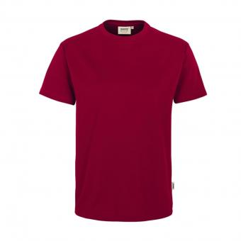 Hakro Top-T T-Shirt bordeaux | M