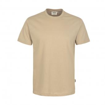 Hakro Top-T T-Shirt beige | L