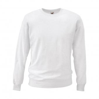 Fruit of the Loom Fruit of the Loom Sweatshirt white | M