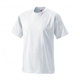 Fruit of the Loom T-Shirt white | M