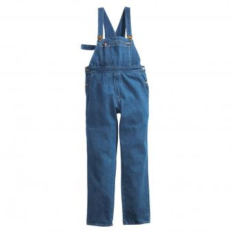 Pionier Texas Jeanslatzhose blue stonewashed | 46