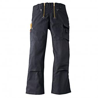OYSTER Cordura Guild trousers black | 48