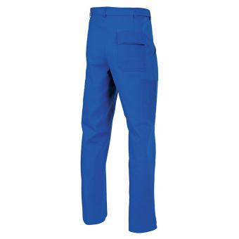 Planam Cotton Bundhose kornblau | 48