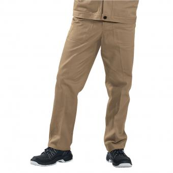 Planam Cotton Bundhose beige | 28