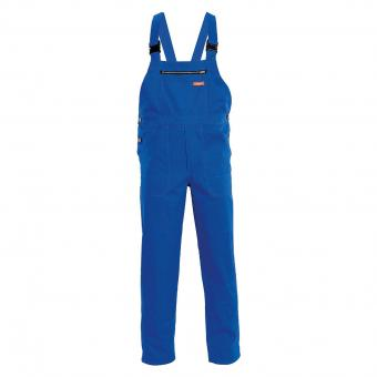 Planam Cotton overalls cornflower blue | 50