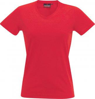 T-Shirt Hakro Performance rouge | XL