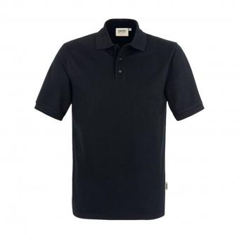 Hakro Performance Polo-Shirt schwarz | S