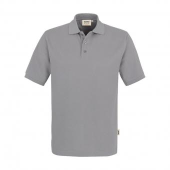 Hakro Performance Polo-Shirt grau | L