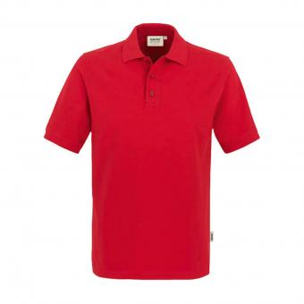 Hakro Performance Polo-Shirt rot | S