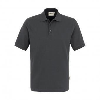 Hakro Top Polo Polo Shirt anthracite | M