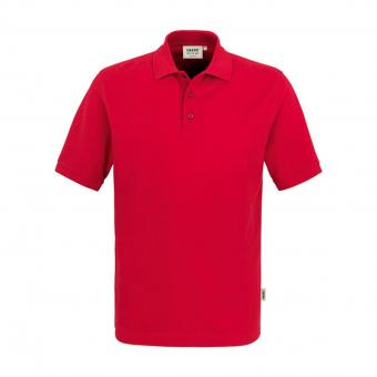 Hakro Top Polo Polo Shirt red | 4XL