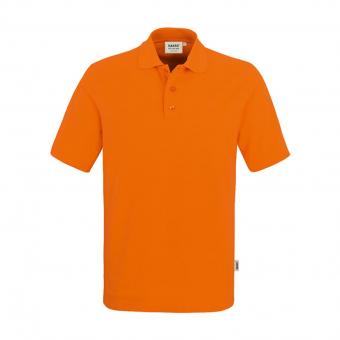 Hakro Top Polo-Shirt orange | S