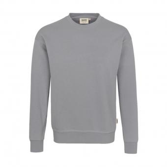 Hakro Performance Sweatshirt grau | S