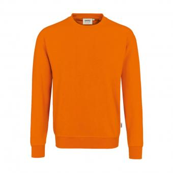 Hakro Performance Sweatshirt rood | M