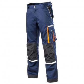 KRÄHE Modern Plus Pro Trousers blue grey | 54