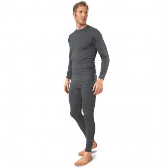 Thermal underwear set anthracite | XXL