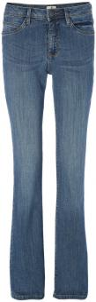 HIS Coletta Jeans blue bleached   40