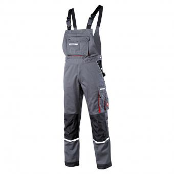 KRÄHE Modern Plus Pro Bib and Brace grey grey | 46
