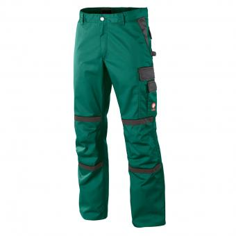 KRÄHE Profession Pro Trousers green grey | 48