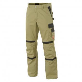 KRÄHE Profession Pro Trousers beige grey | 48
