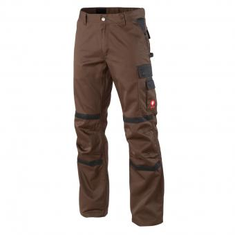 KRÄHE Profession Pro Trousers brown grey | 48