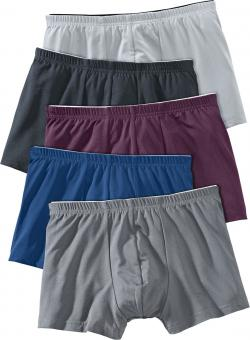 Micro Fibre Retro Shorts, Pack of 5 autre | 6