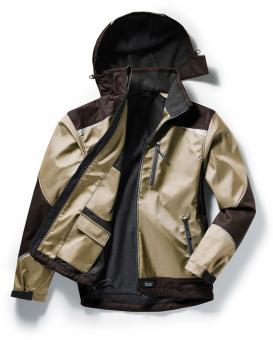 Pionier Tools Softshell Jacket brown brown | XXL