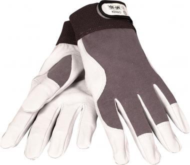 OX-ON Kenwo Work gloves EN 420 grey | 8