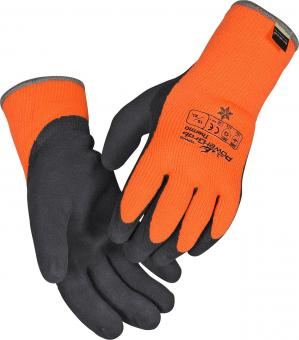 TOWA Powergrab Thermo Installation Work Gloves EN 388 (1231) / EN 511 CAT 2 orange black | 8