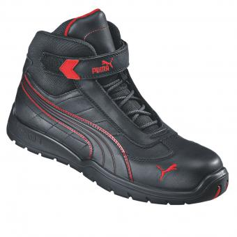 Puma Safety Daytona S3 Safety Boots HRO EN ISO 20345 black | 42
